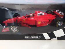 1:18 Minichamps Ferrari F1 E.Irvine