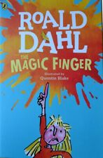The Magic Finger by Roald Dahl [Paperback]