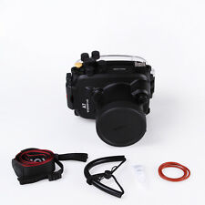 40M Underwater Waterproof  Housing Diving Case for Sony A7/A7S/A7R  28-70mm lens