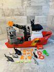 Animal Planet Ship Boat Deep Sea Exploration Shark Research Playset Toys R Us