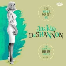 Jackie DeShannon - You Won't Forget Me: Complete Liberty Singles 1 [New CD] UK -