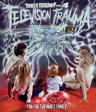 TRAILER TRAUMA 4: TELEVISION TRAUMA Blu-ray - 3+ Hrs of HORROR & EXPLOITATION!