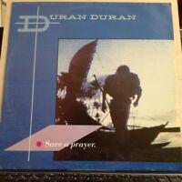 DURAN DURAN-SAVE A PRAYER-HOLD BACK TEH RAIN remix - E.P. 45 GIRI - 1982