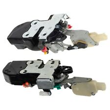08-10 DODGE CHALLENGER FRONT LEFT & RIGHT POWER DOOR LOCK LATCH ACTUATOR MOPAR