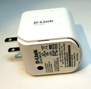 D-Link DCH-M225 Wi-Fi Audio Extenditore (Usato, Funziona Buono, Testato)
