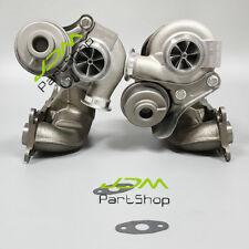 Billet 6+6 14T Wheel Turbocharger TD03L BMW e90 e92 e93 135i 335i N54 B30 3.0l