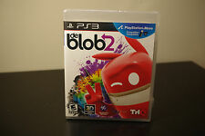 De Blob 2  (Sony Playstation 3, 2011) *New / Factory Sealed