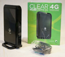 CLEARHUB EXPRESS 4G HOME / OFFICE MODEM / WIRELESS ROUTER
