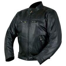Giacche da uomo in pelle per motociclista taglia L