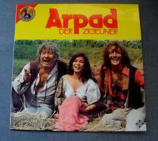 TOM DELLA CLUB PROMO LP ☆ ARPAD  DER ZIGEUNER ☆ SCHEIBE TRAUMZUSTAND 1975 RAR !
