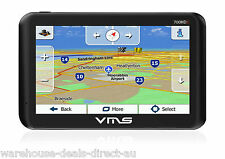 "VMS Touring 700HDX 7"" On & Off Road GPS Navigator - 5 Yrs Free Map Updates"