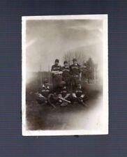 Vintage Photo ROCKPORT BASEBALL TEAM PHOTO PLAYER BAT GLOVE MITT WA MA antique