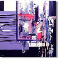 "Wandbild Gemälde ""Abstrakt "" Unikat Nr. 710"