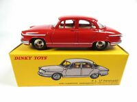 1/43 Diecast PL17 Panhard Rouge DINKY TOYS 547 DeAgostini MINIATURE CAR MODEL