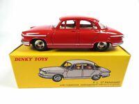 1/43 Diecast PL17 Panhard Rouge DINKY TOYS 547 DeAgostini MINIATURE CAR MODEL