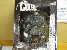 MEZCO Silent Screamers - The GOLEM Mint in Box w. Shelf Wear 10 inch Figure: