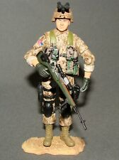 1:18 Unimax Forces of Valor US Army Ranger Recon Sniper Recon Military Figure 4""