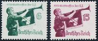 DR 1935, MiNr. 584-585 y, 584-85 y, tadellos postfrisch, Mi. 50,-