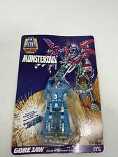 Vintage Tonka GoBots Gore Jaw Leg Monsterous Figure New See Pictures