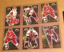 1996-97 FLEER Picks NHL Chris Osgood FANTASY FORCE Insert #2 DETROIT Red WINGS
