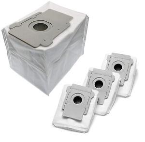 Vacuum Bags For Irobot Roomba I7 I8 I3 I4 I6 S9 I S Clean Base Dirt Disposal Bag
