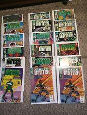 Green Lantern lot of 18 comic books