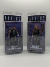 Aliens Neca Action Figures Corporal Dwayne Hicks and Private William Hudson