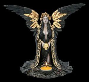 Teelichthalter - Reaper Engel Teresina - Nemesis Now Kerzenhalter Engel Deko