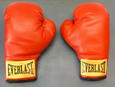 Everlast Boxing Gloves 12 Traditional Yellow Tag