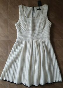 BNWT Cue Fit & Flare Dress!! Size 12!! Rrp $309!!