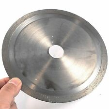 "7"" SINTERED Diamond Saw Blade Lapidary Rock Slab Trim Arbor 25mm Bushings 5/8"""