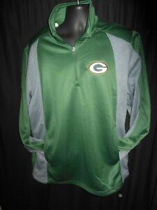 Green Bay Packers  NFL Men's G-III 1/4 Zip Pullover