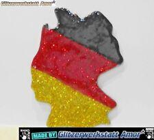 1 pcs Auto KFZ Car Abzeichen >Hot >Glitzer Tuning >Unikat by Amor* Universal 017