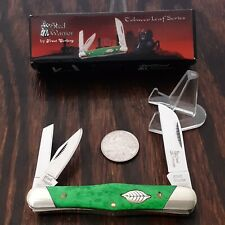 STEEL WARRIOR COLLECTORS KNIFE BY FROST SURVIVAL FISHING CAMPING FOLDING POCKET