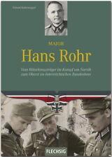 Major Hans Rohr Gebirgsjäger 3 Gebirgsdivision Eismeerfront Narvik Dietl Buch