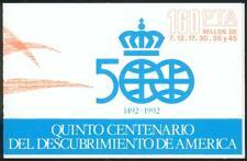 Spanien,Markenheft Blatt 2, Mi.-Nr.2743-2748 **, pracht