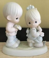 1995 Precious Moments My Love Blooms For You #521728 Enesco Corp