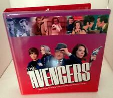 More details for the avengers definitive series 1 trading cards collectors binder (s ink 2003)