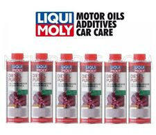 6 Pack 500 ml Can Liqui Lubro Moly Diesel Purge Fuel Additive Injector Cleaner