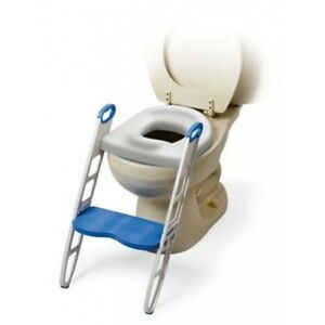 MOMMY'S HELPER CUSHIONED  STEP UP POTTY TRAINING SEAT - WAREHOUSE CLEARANCE