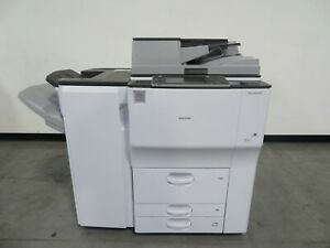 Ricoh MP6002 Copier Printer Scanner - 60 page per minute - Only 183K copies