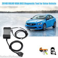 2014D Vida Dice OBD2 II EOBD Diagnostic Scan Tool For Volvo Vehicle1999-2015.3