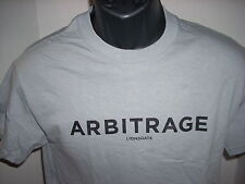 ARBITRAGE  XL T SHIRT NEVER USED OR WORN  see bogo program