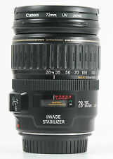 Canon Zoom Lens EF 28-135 mm F/3.5-5.6 IS Ultrasonic Objektiv v.Händler #1755