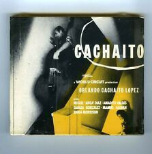 CD (NEW) CUBA ORLANDO CACHAITO LOPEZ CACHAITO