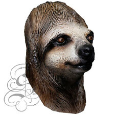 Latex SLOTH - Head Realistic Catroon Movie Theater Halloween Party Props Mask