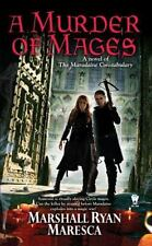 A Murder of Mages: by Marshall Ryan Maresc Good Copy (S-7)