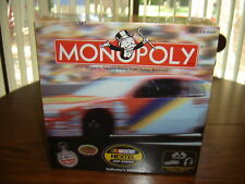 Monopoly Nascar Collector's Edition – New