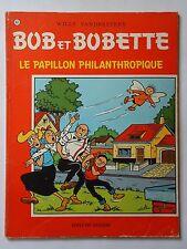 BOB ET BOBETTE n° 163  LE PAPILLON PHILANTHROPIQUE   ( EAUBO )  réédition