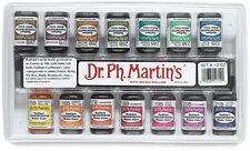 Dr Ph Martins radiante Acuarela Set - 14 X 1/2 OZ concentrado botellas-Set B
